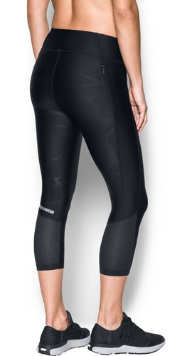 capri under armour fly by printed para mujer