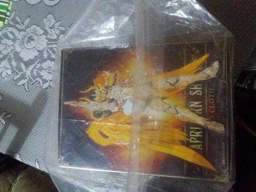 capricornio soul of gold bandai myth cloth ex