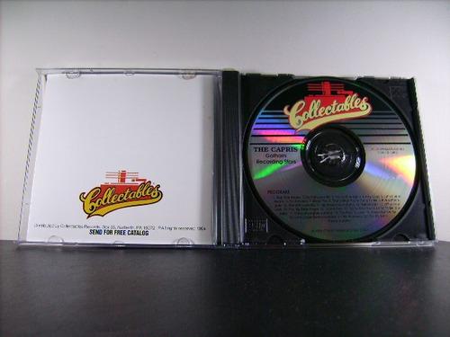 capris gotham recording stars cd orig collectables vocal