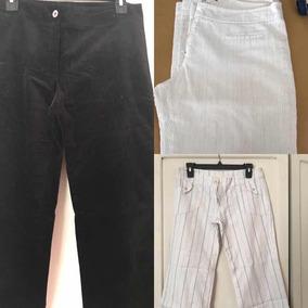702aacd617 3 Pantalones Talle 46 Cintura 90cm Largo 90 Cm Tienen - Pantalones ...