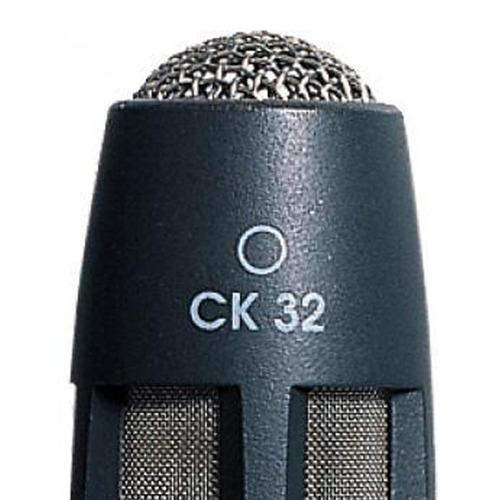 cápsula akg ck32 para microfone linha gn