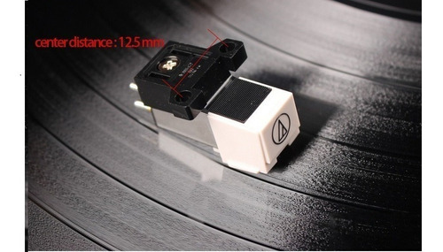 capsula áudio technica atn 3601 c/agulha diamante aiwa sony