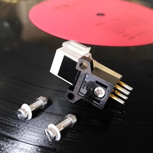 cápsula audio toca discos,