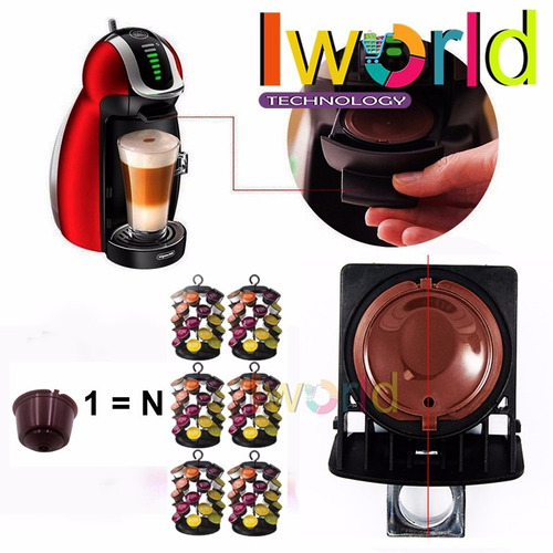 capsula cafetera dolce gusto®
