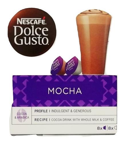 cápsula cafetera nescafé dolce gusto juego dos cajas