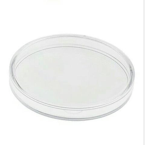 cápsula de acrilico para monedas 1 onza  (diámetro de 40mm)