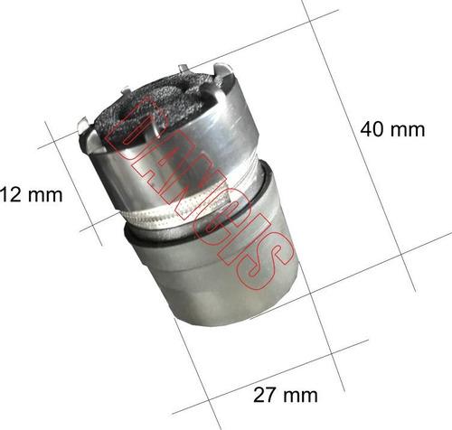 capsula de repuesto de micrófonos m58 dinamicos cardioides