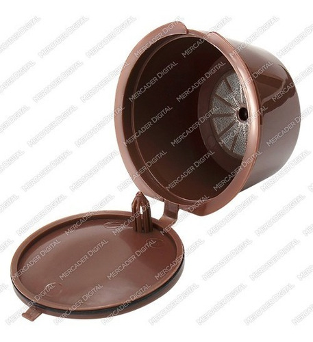capsula dolse reusable / contenedor cafetera / refil gusto