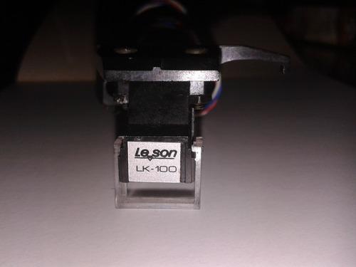 cápsula leson com shell lk-100