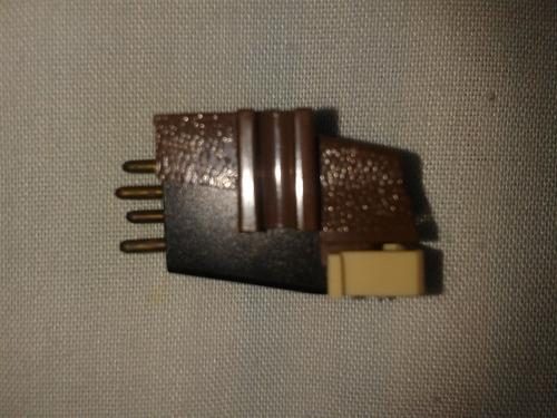 capsula o cartucho y aguja shure m70b  (35)