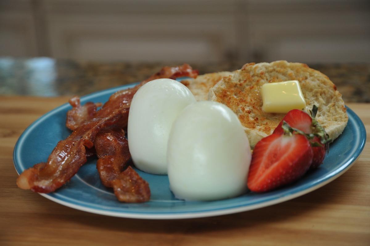 Silicona separador de huevo hervir conchas Huevo Cocina egglettes como se ve en TV!!