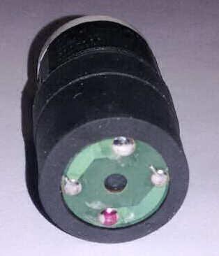 capsula repuesto para reparar micrófonos dinamicos + calidad
