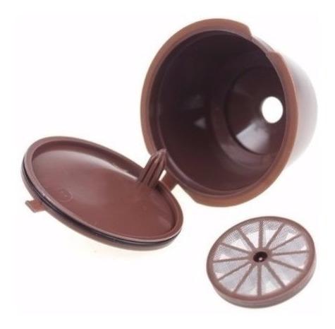 capsula reutilizável dolce gusto unidade