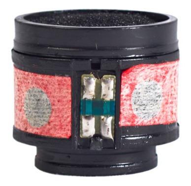 capsula universal para reparar micrófonos dinámicos
