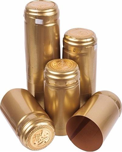 capsula/capuchón n° 30 botellas vino licor 100 unidades