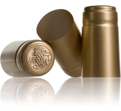 capsula/capuchón n° 34 botellas aceite o simil 100 unidades