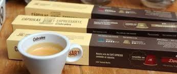 capsulas cabrales para nespresso! sabor dimatina y pasionato
