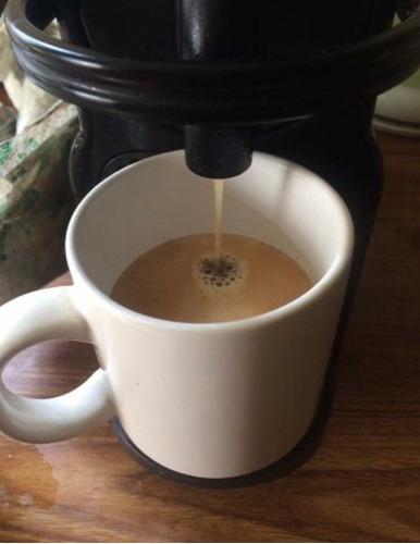 cápsulas café cafetera nespresso