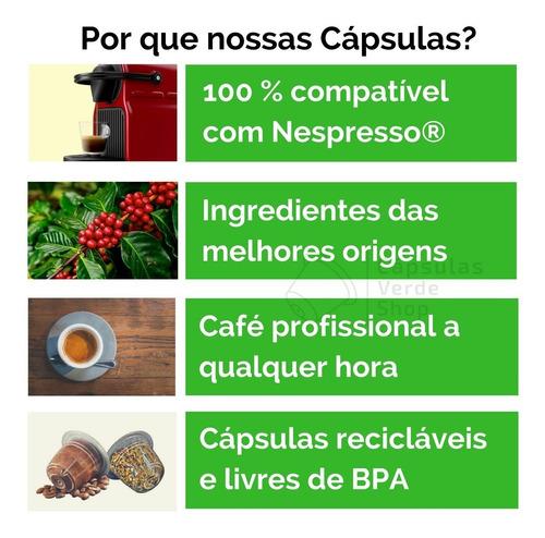 cápsulas café cápsula