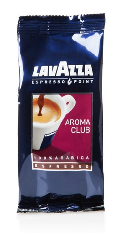 capsulas cafe lavazza espresso point - italianas por unidad