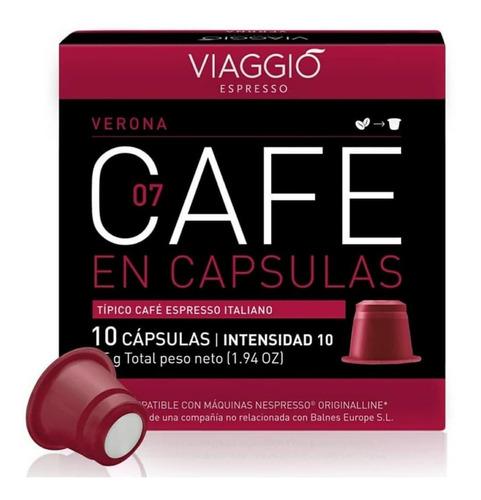 capsulas de café compatibles nespresso