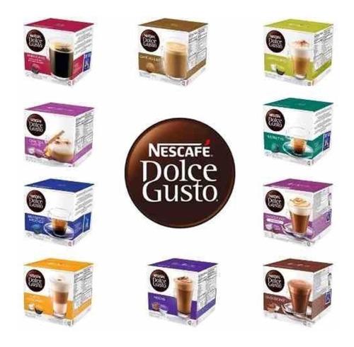 capsulas de cafe dolce gusto terrible oferta!  palermo!