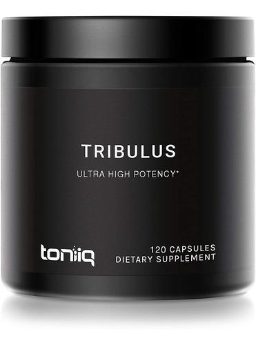 cápsulas de tribulus ultra de alta resistencia  95% saponin