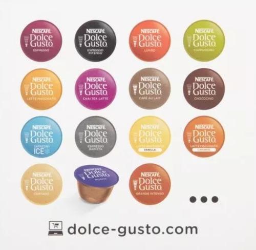 capsulas dolce gusto