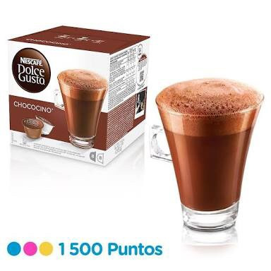 cápsulas dolce gusto café