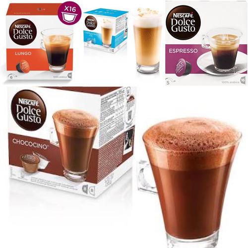 cápsulas dolce gusto sueltas café