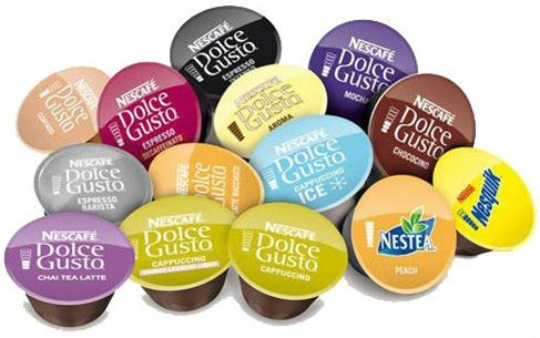 C psulas dolce gusto sueltas caf en mercado libre for Capsulas dolce gusto baratas