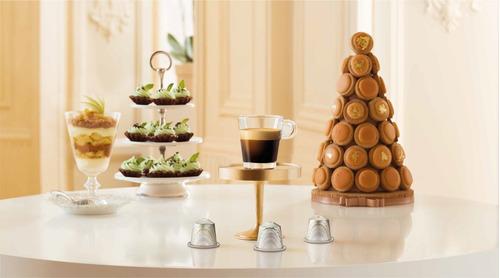 capsulas nespresso variations 2015! hazelnut chocomint apple