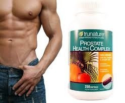 capsulas para la prostata de trunature 100% natural