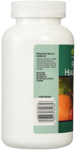 capsulas para la prostata de trunature 100% natural
