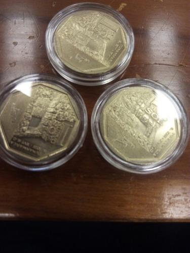capsulas para monedas de 1 sol