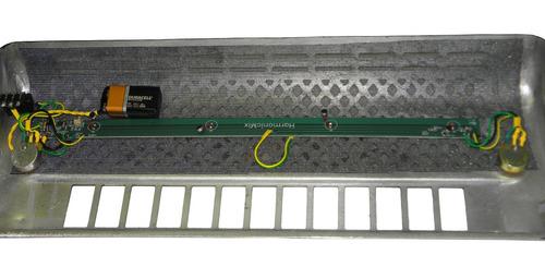 captação para acordeon harmonic mix eletrificação sanfona