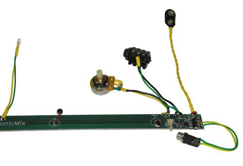 captação profissional acordeon circuito recarregável sanfona