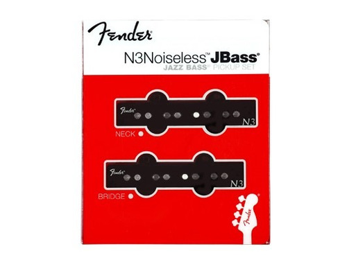 Circuito Para Baixo Jazz Bass : Captador fender baixo noiseless jbass set r  em
