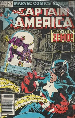 captain america 277 - marvel - bonellihq cx129 a18