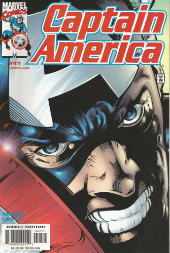 captain america 41 - marvel - bonellihq cx133 a18