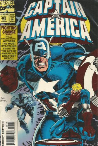captain america 425 - marvel - bonellihq cx133 a18