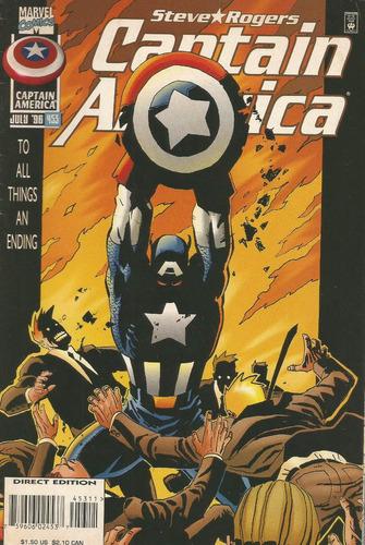 captain america 453 - marvel - bonellihq cx133 a18