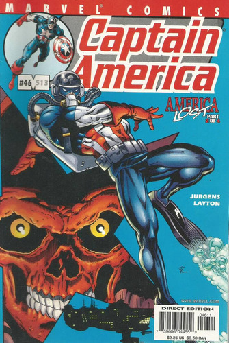 captain america 46 - marvel - bonellihq cx133 a18