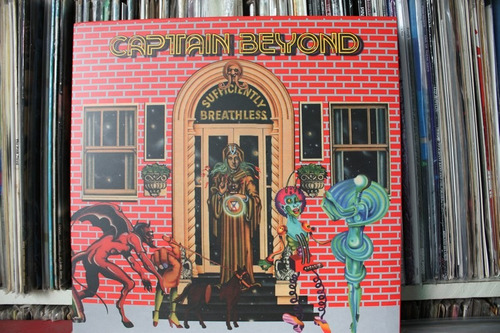 captain beyond sufficiently breathless lp
