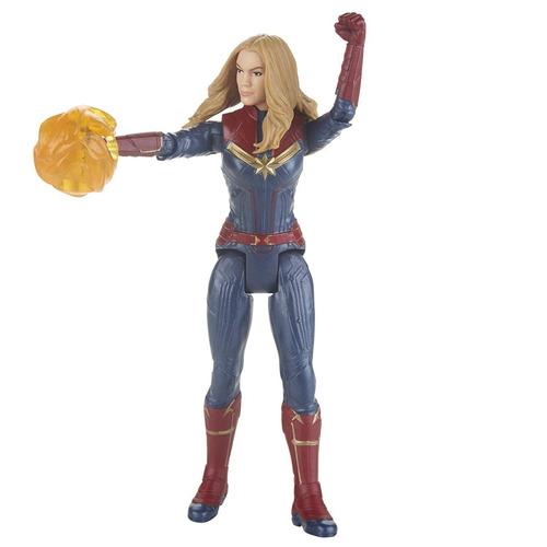 captain capitana marvel avengers endgame marvel hasbro 15 cm