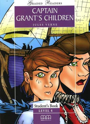 captain grant s children - pack sb + ac + cd - level 4 - mm
