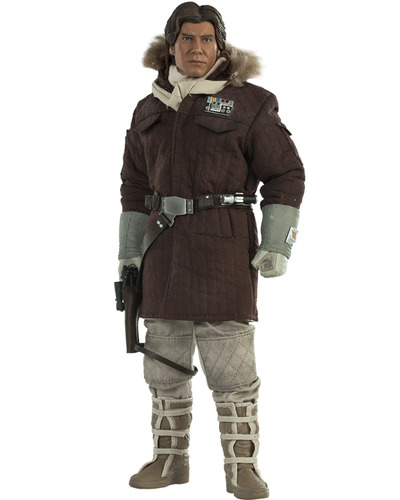 captain han solo 1/6 - star wars - sideshow collectibles