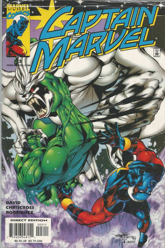 captain marvel 03 - marvel 3 - bonellihq cx24 c19