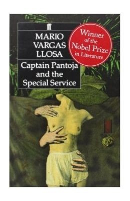 captain pantoja and the special service - mario vargas llosa