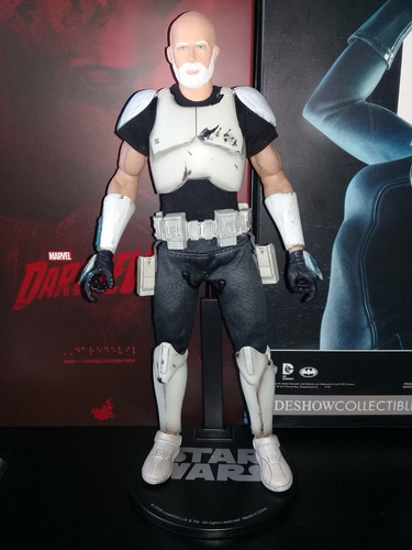 captain rex: star wars rebelds. costum 1/6.